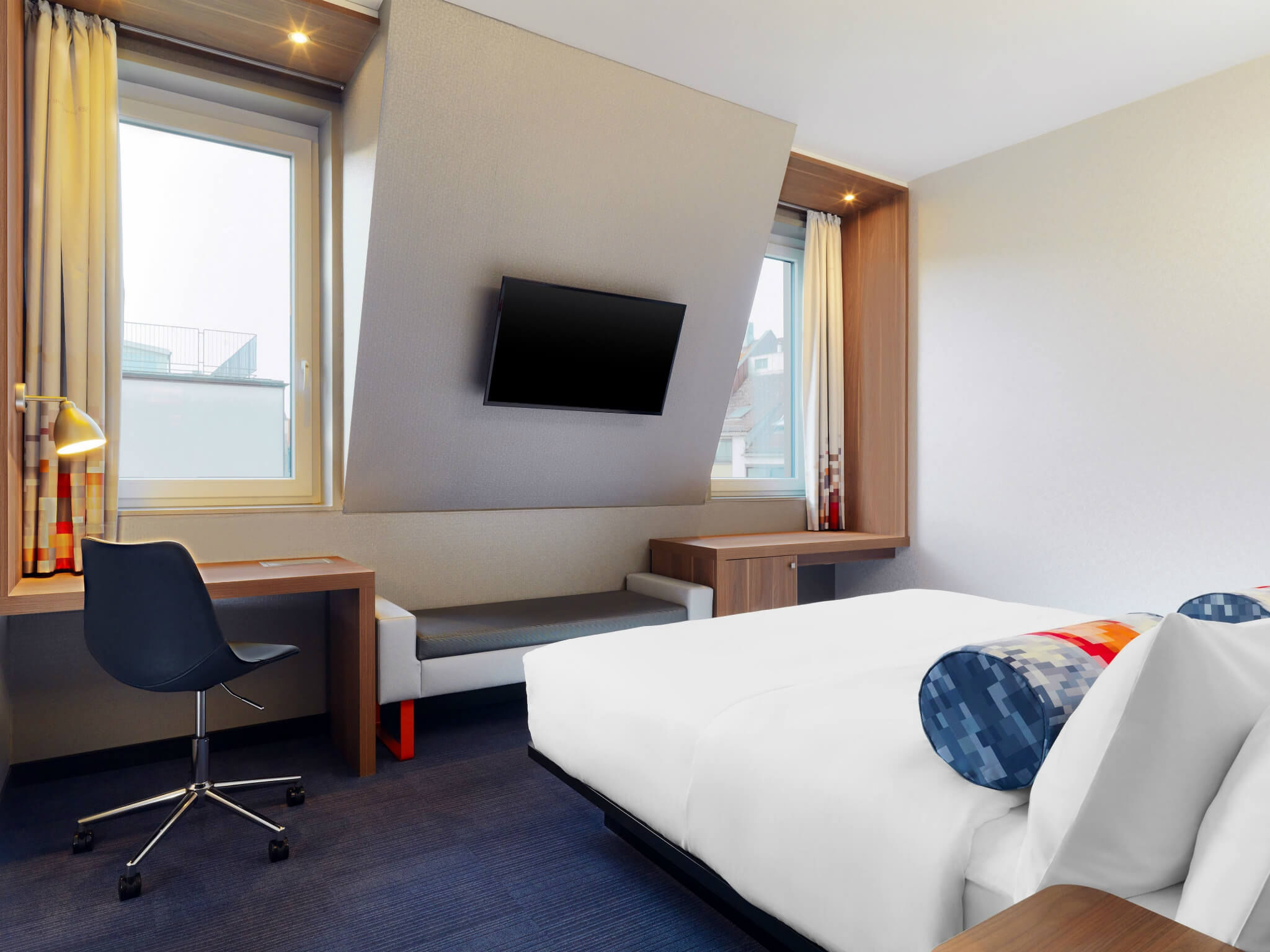 Aloft Munich Accommodation For All Your Residential Needs